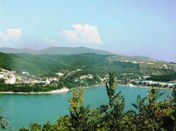 Красивейший курортный поселок Абрау Дюрсо