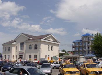 Такси с автовокзала Анапы по доступной цене