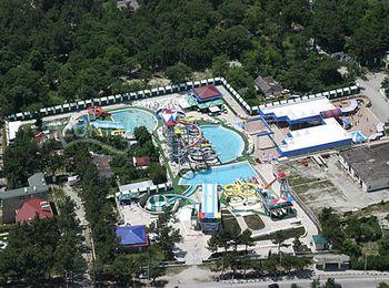Ещё один аквапарк Геленджика - Бегемот