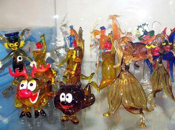 Самая большая экспозиция художественного стекла в России