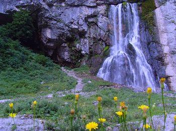 Водопад, Пицунда