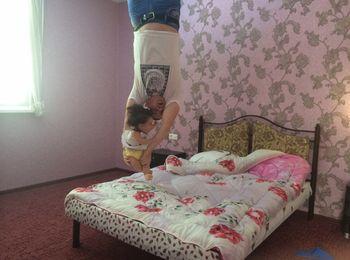 Детская комната в перевертыше