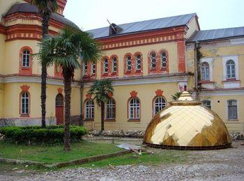 Православный мужской Ново-Афонский монастырь