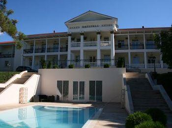 Фешенебельный отель в Абрау - Дюрсо
