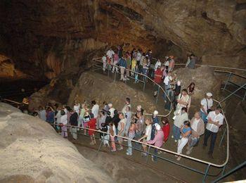 Увлекательная история в подземелье Нового Афона