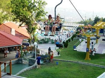Парк отдыха Олимп в Геленджике