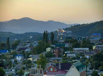 Очень уютный и красивый курортный городок Архипо-Осиповка