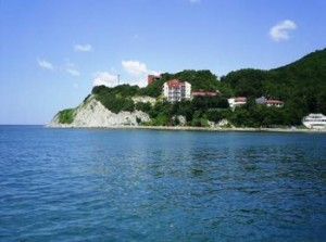 Живописный курортный поселок Архипо-Осиповка