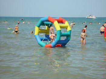 Веселое времяпровождения на курортах Черного моря