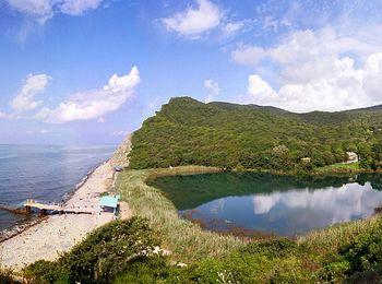 Озеро удивительной Сладкий Лиманчик