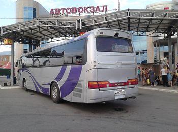 Новороссийский центральный автовокзал