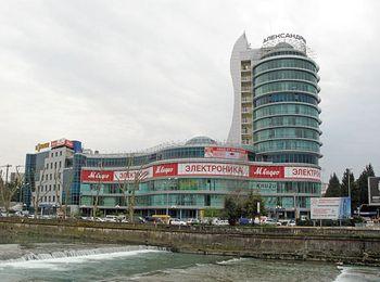 Известный торговый центр Александрия
