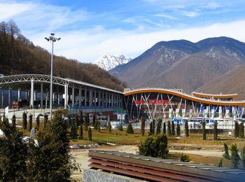 Самый старый горнолыжный комплекс Альпика-сервис