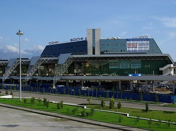 Международный Сочинский аэропорт
