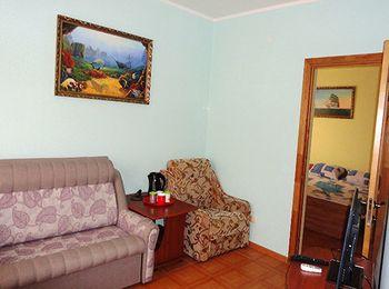 Комфортные условия со всеми необходимыми апартаментами