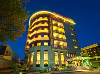 Роскошный пятизвездочный отель Валентина