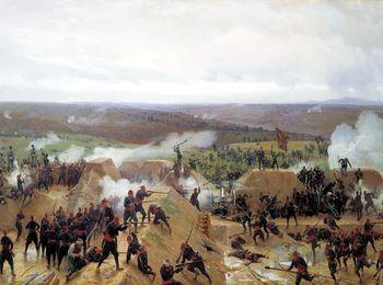 Русско-Турецкая война за Сухум