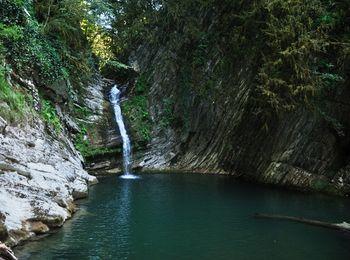 Река в поселке - Восточный Дагомыс