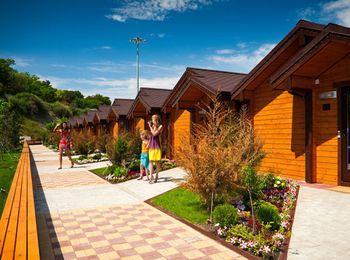 Прекрасные и уютные гостевые домики на побережье Черного моря