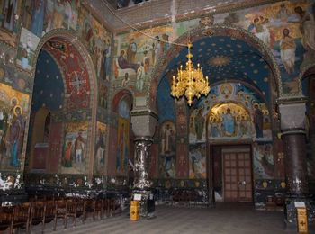 Религиозный центр на побережье Черного моря