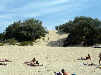 """Несравненные песчаные дюны на """"Джемете"""""""