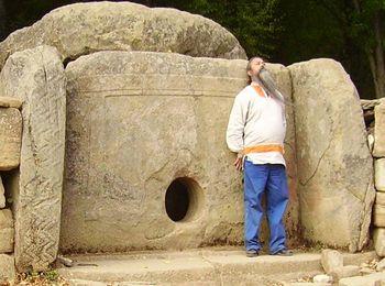 Загадки таинственного камня на Кавказе