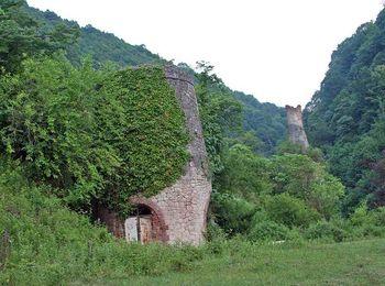 Каменная крепость в Себастополисе