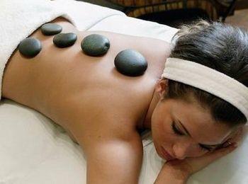 Сеанс физиотирапии - массаж