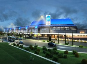 Международный аэропорт города Сочи