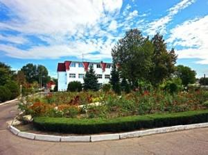 Курортный поселок Джемете в Краснодарском крае