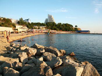 Песчаные и галечные пляжи города-курорта Анапы
