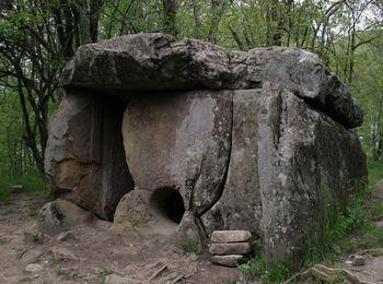 Исторические каменные сооружения