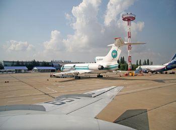 День рождения аэропорта Витязево считается 15 апреля 1974 года