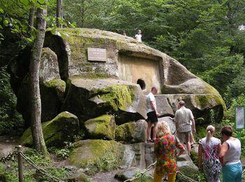 Вблизи Геленджика большое скопление исторических памятников