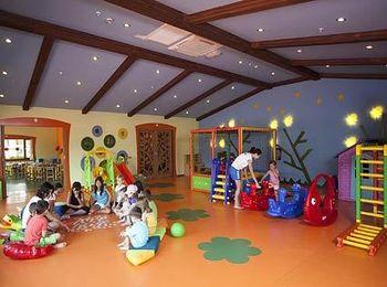 Игровая комната в детском клубе отеля