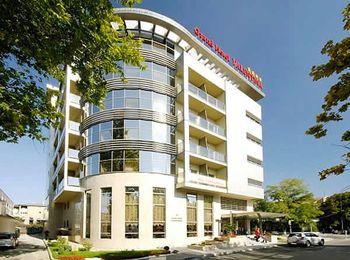 Отель Валентина в курортном городе Анапе