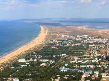 Благоустроенные пляжи и сьем жилья по доступным ценам в Витязево