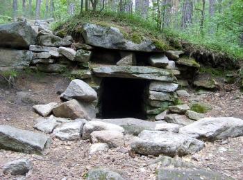 Стоянка древнего человека в Краснодарском крае