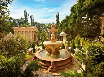 Посвященная Древней Греции часть Старого парка