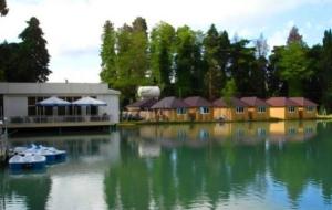 Дома частного сектора Пицунды на побережье