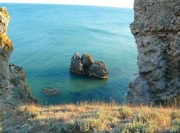 Удивительная красота Черноморского курорта