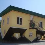 Дом Вверх Дном - удивительное зрелище в Кабардинке