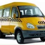 Маршрутное такси в Анапе