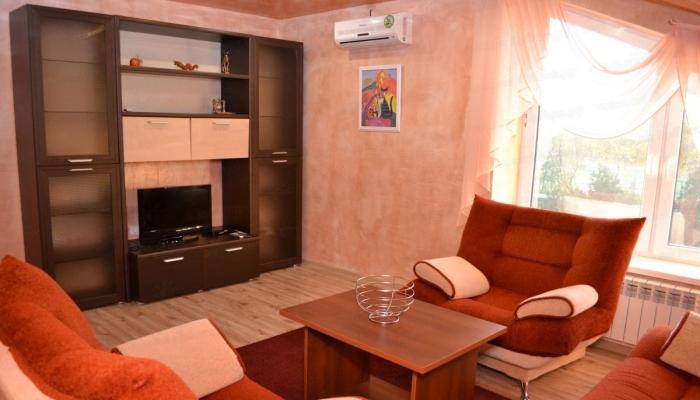 Превосходный номер с несколькими комнатами для любителей максимального комфорта