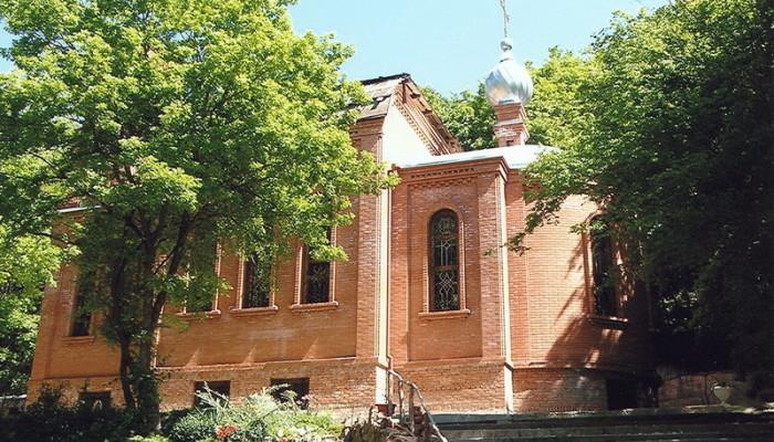 Комплекс православной веры Святая Ручка