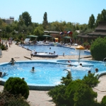 Один из хороших отелей Витязево с бассейном