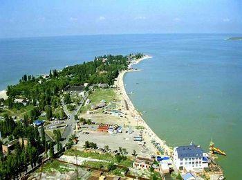 Азовское побережье Керченского полуострова