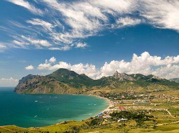 Коктебель - интеллектуальный курорт в Крыму