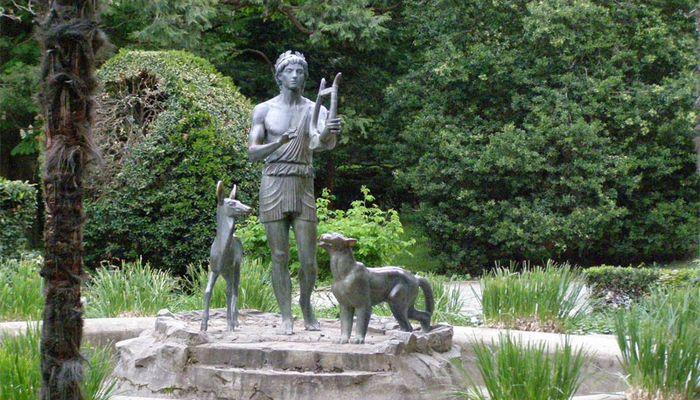 Потрясающие скульптуры животных