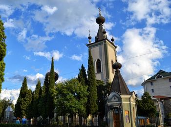 Церковь Всех Святых и Федора Стратилата